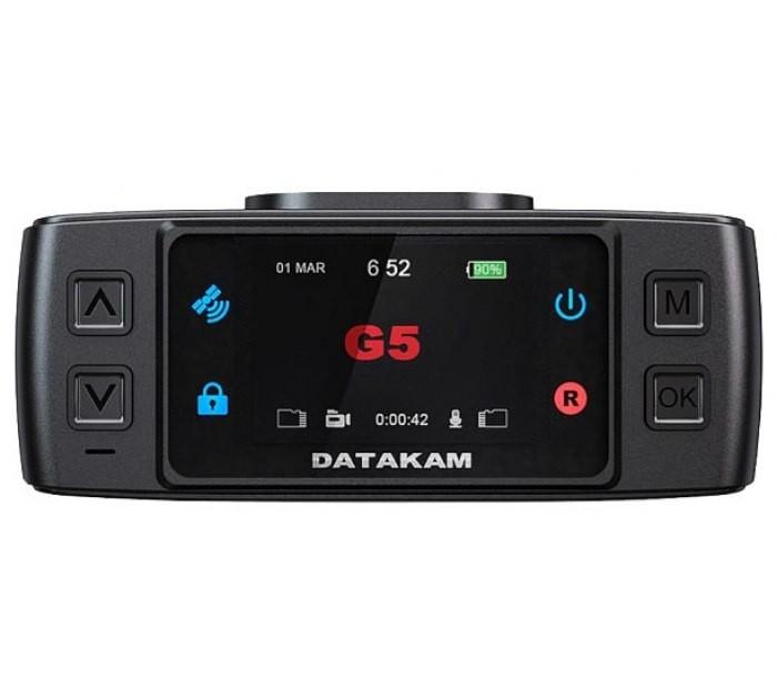 «Автомобильные радар-детекторы - 10 лучших моделей» фото - DATAKAM G5 CITY MAX BF Limited Edition