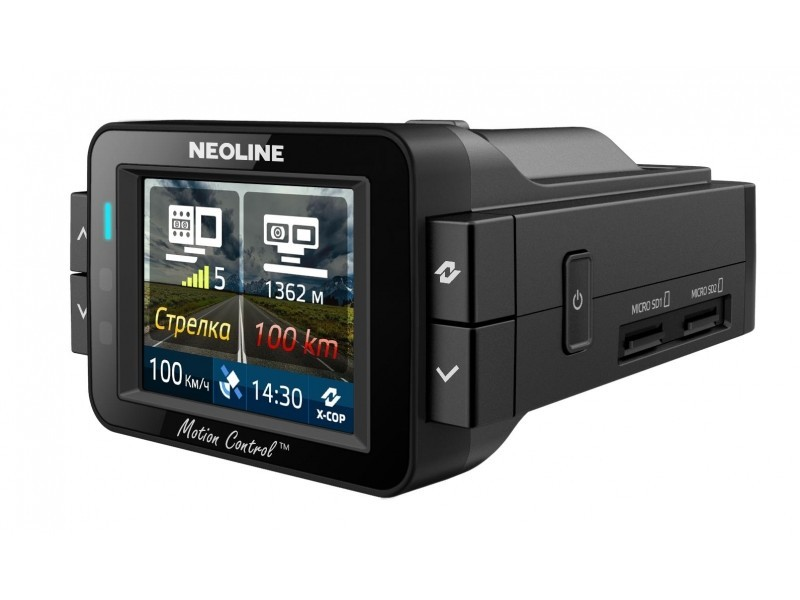 «Автомобильные радар-детекторы - 10 лучших моделей» фото - NeolineX COP 9100
