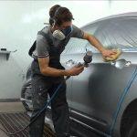 Покраска автомобиля своими руками: пошаговая инструкция