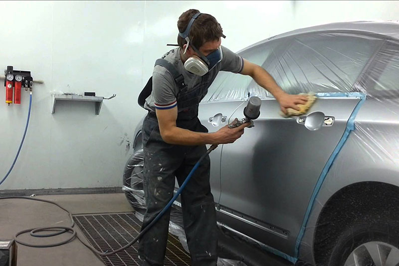 «Покраска автомобиля своими руками: пошаговая инструкция» фото - Pokraska avtomobilja svoimi rukami