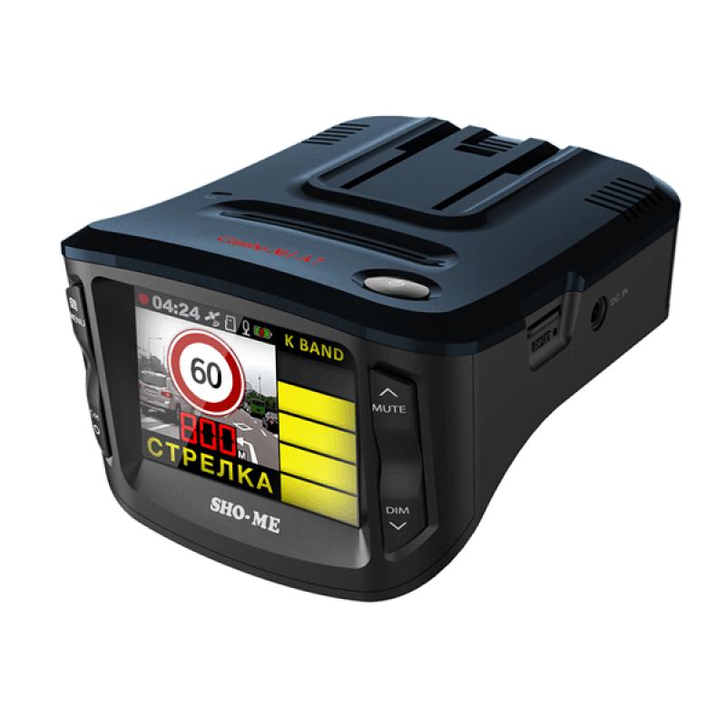 «Автомобильные радар-детекторы - 10 лучших моделей» фото - Sho MeCombo 1