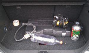 Инструменты для промывки инжектора
