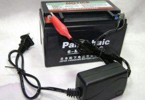 Зарядка AGM аккумулятора