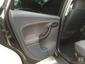 Задняя дверь форд фокус