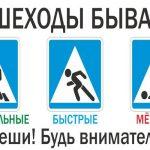ПДД для пешеходов: основные положения, ответственность за нарушение, штрафы