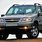 Обзор автомобиля марки Шевроле Нива